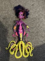 Monster High Doll Kala Merri Mer'ri Sea Creature Scarrier Reef Doll