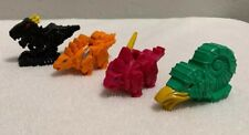 Power Rangers Dino Charge CHARGER HOLDER Figure LOT Of 4