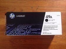 HP Q5949A 49A GENUINE New Black Toner Cartridge for LaserJet 1160 1320 3390 3392