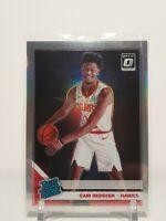 Cam Reddish 2019-20 Donruss Optic Holo Silver Prizm Refractor Rated Rookie RC