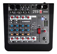 Allen & Heath ZEDI8 8 Channel Mixer USB
