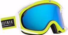 Electric Rig Ski Snowboard Goggles Nukus Free Bonus Lens EG1414200 BBLC