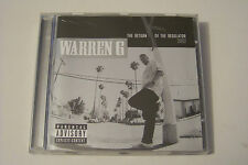 WARREN G - THE RETURN OF THE REGULATOR 2002 CD (Kokane Nate Dogg Snoop Dogg 213)