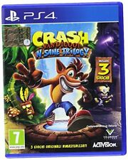 Activision PS4 Crash Bandicoot N. Sane Trilogy