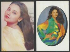 India Bollywood Actress postcards Lot P (12)