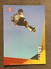 1994 GENERATION EXTREME SPORTS TONY HAWK SKATEBOARDING ROOKIE CARD RC 95 X-GAMES