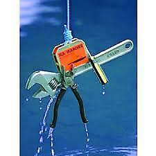 Sea Searcher Recovery Magnet Capacity upto 64kg (140lb) Tools Keys Anchors