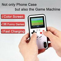 Game-boy Phone Case Cover 36 Retro Video Game Color Display for iPhone 7 8 X XS