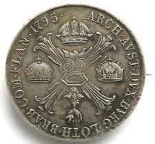 Kronentaler 1795 M, RDR, Franz II. (I.) (1792-1835)