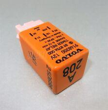 561-Volvo (80-05) 6-Pin Rear Defroster Orange Relay Module 9148300 12V 898756000