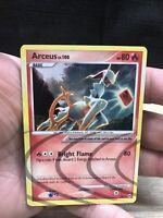 2009 Pokemon Arceus Holo - Platinum Arceus AR3