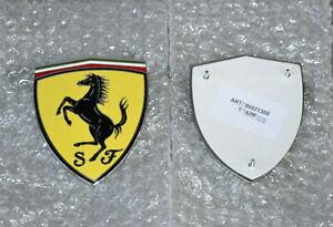 Original Ferrari 488 458 Tributo Kotflügel Emblem Fender Shield Badge 86921300