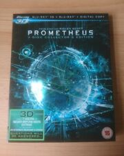 PROMETHEUS 3D BLU RAY [3 Discs] - BRAND NEW CONDITION!