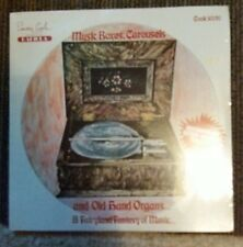 Music Boxes, Carousels, & Old Hand Organs - A Fairyland Fantasy of Music Record