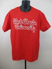 New West Chester Golden Rams Adult MENS Size L Large Red Shirt