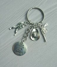 The Walking Dead Keep Calm and Kill Zombies Keychain