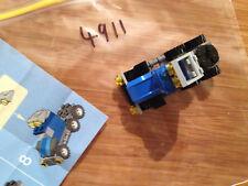 Lego Creator Basic Model Set 4911 Blue Truck (2005).