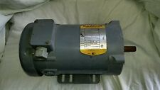 Baldor DC Electric Motor CDP3420 1750 RPM 1/3 HP Industrial Motor Direct Current
