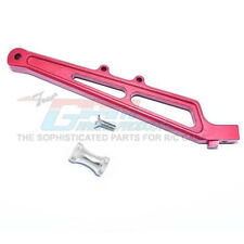 GPM Racing Aluminum Rear Chassis Brace & Collar Red : Limitless / Infraction