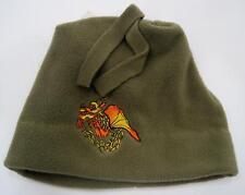 New Screamer Hats Kids Dragon Bronzine Green Olive Winter One Size Beanie