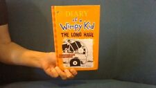 Diary of a Wimpy Kid Long Haul -Gift Present Box, Handmade Diversion Safe Book