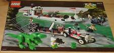 LEGO 5975 Dino Island T-Rex Transport instructions only