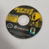 Pac-Man World 2 - Disc Only - Loose  (Nintendo GameCube, 2002) Namco