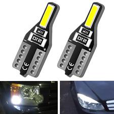 2X T10 Canbus LED Standlicht Parklicht Mercedes Benz W204 S204 C204 W211 W212