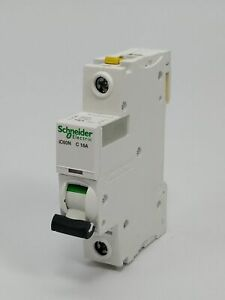 Schneider Electric iC60N C 16A Miniature circuit-breaker