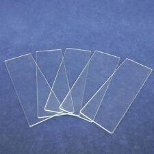 Plastic Slide Clear 25 X 75MM - Pack of 288 Pcs - BI598-0072-288