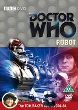 Doctor Who Robot 1974 DVD 1963 Region 2