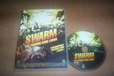 DVD SWARM - DES FOURMIS DANS L'AVION film d'horreur