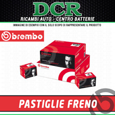 Kit pastiglie BREMBO P23148 ALFA ROMEO GIULIETTA (940_) 1.4 BiFuel 88KW 120CV