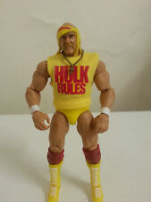 WCW WWE WWF Custom Mattel Hulk Rules Hulk Hogan shirt accessory