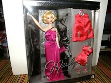 "Barbie     Marilyn Monroe ""how to marry a millionaire""    2001 mattel collector"