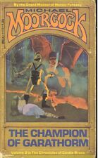 The Champion of Garathorm by Michael Moorcock (1976, Paperback)