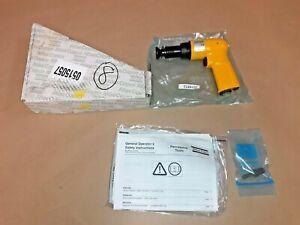 Atlas Copco RRH 04P-12 Pneumatic Rivet Gun Riveting Hammer - New in Box A444005