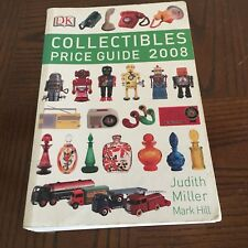 DK Collectibles Price Guide 2008 Book Judith Miller Mark Hill
