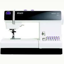 Macchina da Cucire Pfaff Select 4.2 Infila-ago e sistema IDT Doppio Trasporto