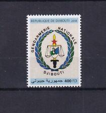 Republic De Djibouti - 2018 - Gendarmerie Nationale - Police - Unmounted Mint