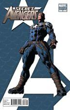 SECRET AVENGERS #6 MIKE DEODATO SUPER SOLDIER RETAIL VARIANT 1:75 MARVEL COMICS
