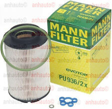 OEM MANN-FILTER PU936/2X Fuel Filter 1.9 DIESEL