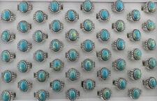 Wholesale Fashion Jewelry Mixed Lots 32pcs Men Women's Natural Stone Rings