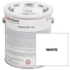 Plasti Dip 1 Gallon Can Uv Concentrate Unthinned Matte White