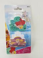 New Disney Princess Magnetic Magnet Chip Clip Set Rapunzel Ariel Little Mermaid