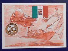 C MARINA MILITARE ITALIANA COMSUBIN INCURSORI VARIGNANO 1952 2002 PARDUCCI  A