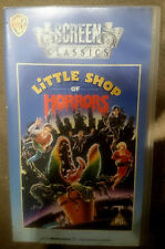 VHS - Little Shop Of Horrors - 1986 / Comedy, Family, Musical / Komödie, Familie
