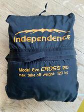 Gleitschirm Rettungsschirm Independence Evo Cross 120