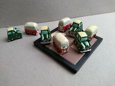 BEETLE V's 2CV Tic Tac Toe -Noughts & Crosses Game Traditional gift sweet item