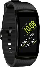 Genuine Samsung Gear Fit2 Pro Fitness Smartwatch (Large) - Black SM-R365NZKAXAR